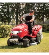 Pre Owned Ride On Lawnmowers