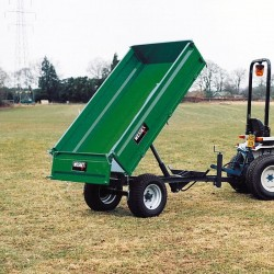 Wessex tipping trailer