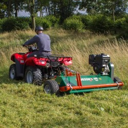 Wessex flail mower