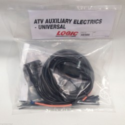 Logic atv wiring harness