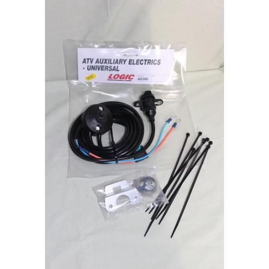 Logic atv wiring harness