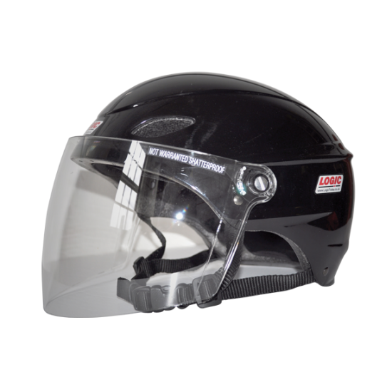 Logic atv protective helmets replacement visor