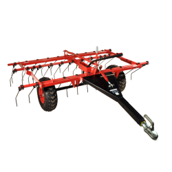 Logic chain harrows