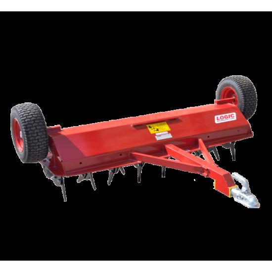 Logic aerator/slitter