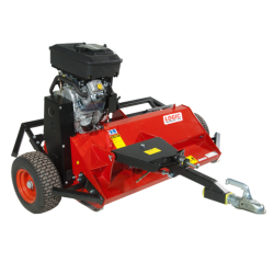 Logic flail mower