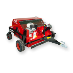 Logic sweeper-collector/horse muck collector