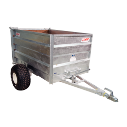 Logic off road trailer