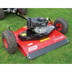 Logic trailed rotary mower