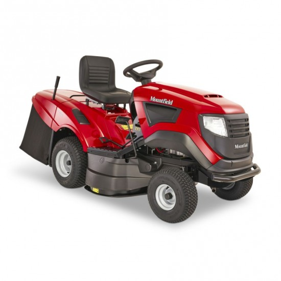 Mountfield 1736H Twin Tractor