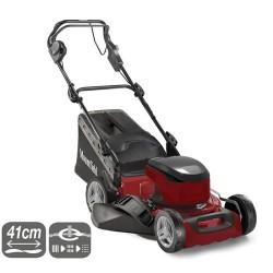 Mountfield battery lawnmower