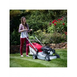 Mountfield steel deck lawnmower