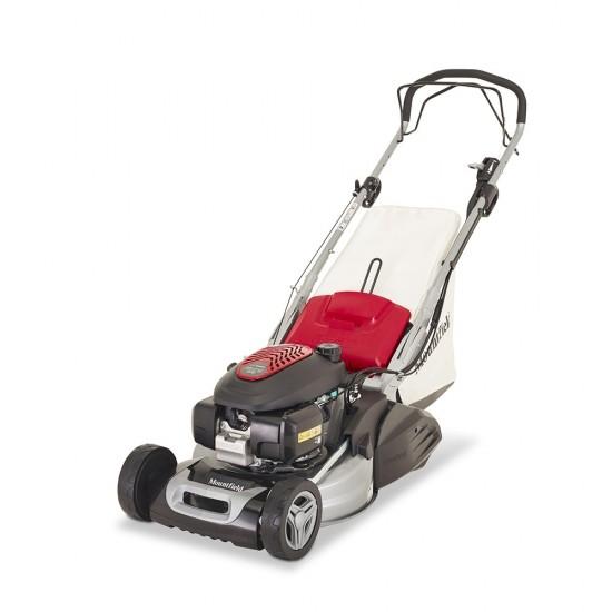 Mountfield hybrid steel/aluminium deck lawnmower