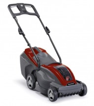 Battery operated lawnmowers