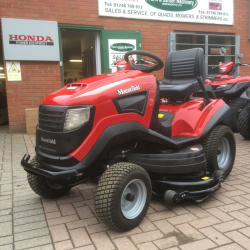 Used Mountfield Lawn Tractor 2446H-SD