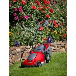 Mountfield electric lawnmower