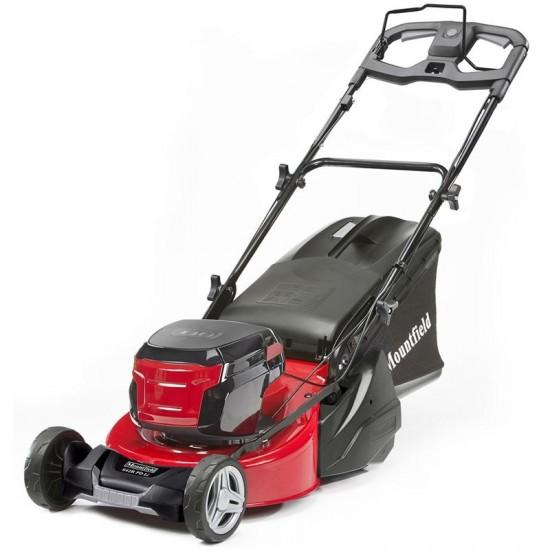 Mountfield battery lawnmower